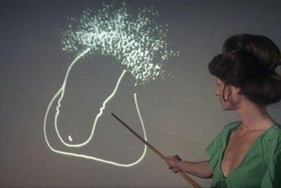 immagine tratta dal film: Zardoz