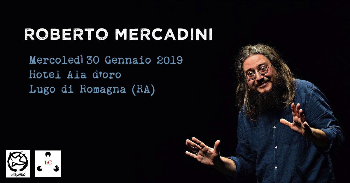 RobertoMercadini - 30 Gennaio 2019, Lugo di Romagna