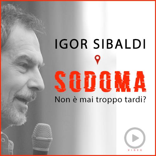 Igor Sibaldi - Sodoma
